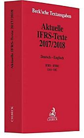 Aktuelle IFRS-Texte 2017/2018.  - Buch