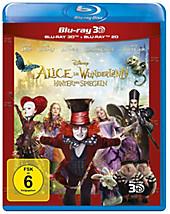 Alice im Wunderland 2: Hinter den Spiegeln - 3D-Version - DVD, Filme