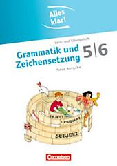 Alles klar!, Sekundarstufe I, Neue Ausgabe: 5./6. Schuljahr, Grammatik und Zeichensetzung. Christiane Robben, - Buch - Christiane Robben,