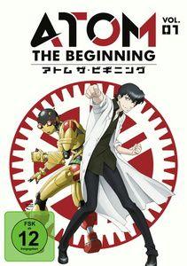 Atom the Beginning Vol. 01