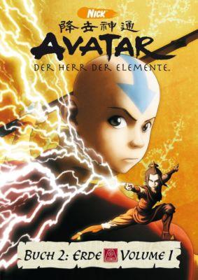 Avatar - Der Herr der Elemente, Buch 2: Erde - Vol. 1