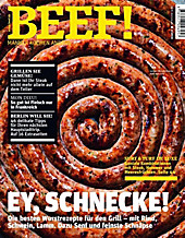BEEF! - Für Männer mit Geschmack: .4/2018 Ey, Schnecke!.  - Buch