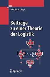 Beiträge zu einer Theorie der Logistik - eBook - - -,