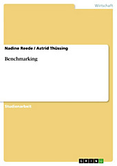 Benchmarking - eBook - Astrid Thüssing, Nadine Reede,