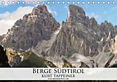 Berge Südtirol (Tischkalender 2021 DIN A5 quer) - Kalender