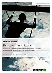 Bewegung und Lernen - eBook - Michael Ritteser,