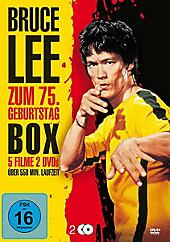Bruce Lee Box - Zum 75. Geburtstag
