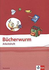 Bücherwurm Fibel, Allgemeine Ausgabe: Arbeitsheft Druckschrift