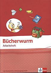 Bücherwurm Fibel, Allgemeine Ausgabe: Arbeitsheft von Druckschrift zu Schulausgangsschrift
