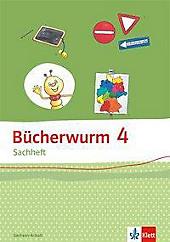 Bücherwurm Sachheft, Ausgabe Brandenburg, Sachsen-Anhalt und Thüringen: 4. Schuljahr, Arbeitsheft Sachsen-Anhalt