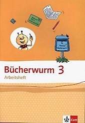 Bücherwurm Sprachbuch, Allgemeine Ausgabe: 3. Schuljahr, Arbeitsheft
