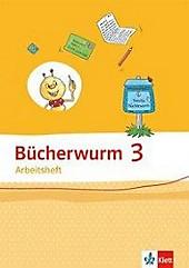 Bücherwurm Sprachbuch, Allgemeine Ausgabe: 3. Schuljahr, Arbeitsheft Fördern und Inklusion