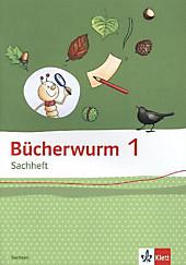 Bücherwurm Sprachbuch, Ausgabe Sachsen: 1. Schuljahr, Sachheft