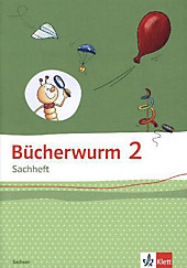 Bücherwurm Sprachbuch, Ausgabe Sachsen: 2. Schuljahr, Sachheft