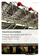 Category Management: Konzepte - Probleme - Potentiale - eBook - Richard-Emanuel Goldhahn,