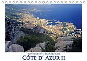 Cote d' Azur II - Sonnenküste Frankreichs (Tischkalender 2021 DIN A5 quer) - Kalender - Rick Janka,