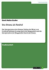 Das Drama als Parabel - eBook - Dorit Heike Gruhn,