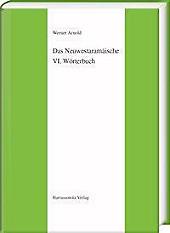 Das Neuwestaramäische. Werner Arnold, - Buch - Werner Arnold,