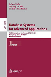 Database Systems for Advanced Applications.  - Buch