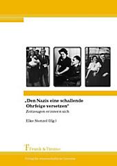 'Den Nazis eine schallende Ohrfeige versetzen' - eBook