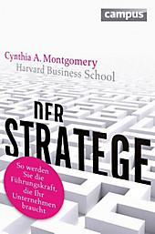 Der Stratege - eBook - Cynthia A. Montgomery,
