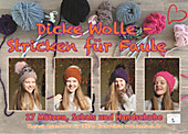 Dicke Wolle - Stricken für Faule - eBook - Theresia Ostendorfer,