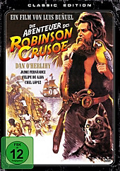 Die Abenteuer Des Robinson Crusoe - DVD, Filme - Alba De,
