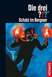 Die drei Fragezeichen Band 68: Die drei ??? und der Schatz im Bergsee - eBook - Brigitte Johanna Henkel-Waidhofer,