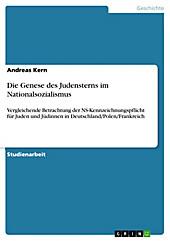Die Genese des Judensterns im Nationalsozialismus - eBook - Andreas Kern,