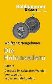 Die Hohenzollern - eBook - Wolfgang Neugebauer,