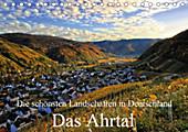 Die schönsten Landschaften in Deutschland - Das Ahrtal (Tischkalender 2021 DIN A5 quer) - Kalender - Arno Klatt,