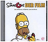 Die Simpsons - Der Film, Audio-CD