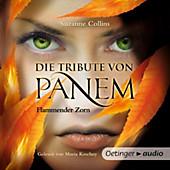 Die Tribute von Panem: Die Tribute von Panem. Flammender Zorn - eBook - Suzanne Collins,