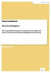 Diplom.de: Berufsunfähigkeit - eBook - Katrin Landmann,