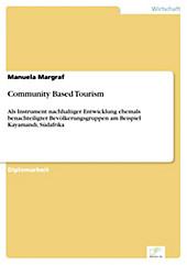 Diplom.de: Community Based Tourism - eBook - Manuela Margraf,