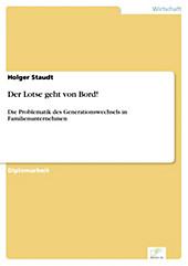 Diplom.de: Der Lotse geht von Bord! - eBook - Holger Staudt,