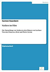 Diplom.de: Sizilien im Film - eBook - Carmen Hasenbein,