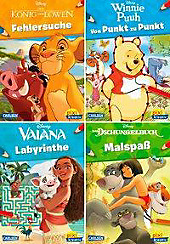 Disney Best of, 4 Hefte. Walt Disney, - Buch - Walt Disney,