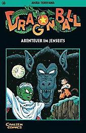 Dragon Ball Band 18: Abenteuer im Jenseits. Akira Toriyama, - Buch - Akira Toriyama,
