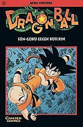 Dragon Ball - Son-Goku gegen Kuririn. Akira Toriyama, - Buch - Akira Toriyama,