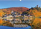 Eine Perle an der Mosel - Beilstein (Wandkalender 2020 DIN A3 quer) - Kalender - Arno Klatt,