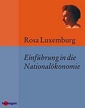 Einführung in die Nationalökonomie - eBook - Rosa Luxemburg,