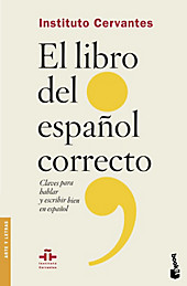 El libro del español correcto. Instituto Cervantes, - Buch - Instituto Cervantes,