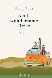 Emils wundersame Reise - eBook - Fabio Geda,