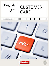 English for Customer Care, Neue Ausgabe, Kursbuch mit Audio-CD. Rosemary Richey, - Buch - Rosemary Richey,