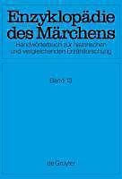 Enzyklopädie des Märchens Band 13. Suchen - Verführung - eBook - Wolfgang Brückner, Hermann Bausinger, Rolf W. Brednich,