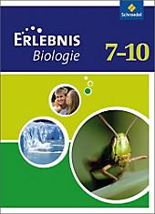 Erlebnis Biologie, Ausgabe Realschule 2007 Niedersachsen: 7.-10. Schuljahr.  - Buch