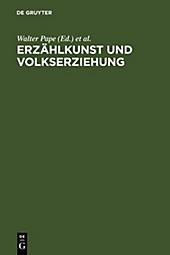 Erzählkunst und Volkserziehung - eBook - - -,