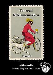 Fahrrad Reklamemarken Band 1 - eBook - Veikko Jungbluth,