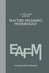 Fracture mechanics methodology.  - Buch